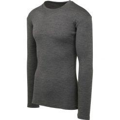 Odzież termoaktywna męska: koszulka termoaktywna męska ROTLAND 100% WOOL MERINO / SZARY – ROTLAND 100% WOOL MERINO