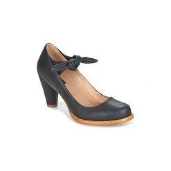 Czółenka Neosens  BEBA. Czarne buty ślubne damskie Neosens. Za 583,20 zł.