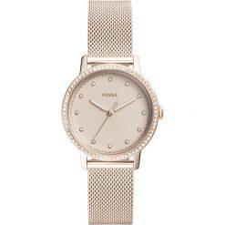 Zegarek FOSSIL - Neely ES4364 Pink/Pink. Czerwone zegarki damskie Fossil, ze stali. Za 695,00 zł.