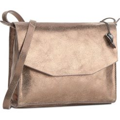 Torebka CLARKS - Treen Island 261292810 Bronze Leather. Czarne listonoszki damskie marki Clarks, z materiału. W wyprzedaży za 219,00 zł.
