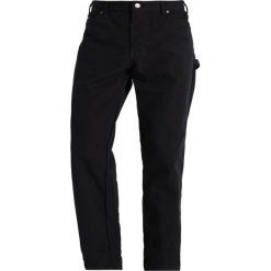 Chinosy męskie: Dickies DUCK CARPENTER Spodnie materiałowe rinsed black
