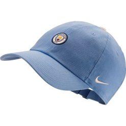Akcesoria męskie: Nike Czapka unisex MCFC U H86 Cap Core niebieska