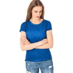 4f Koszulka damska H4L18-TSD018 niebieska r. XL. Niebieskie bluzki damskie marki 4f, l. Za 48,98 zł.
