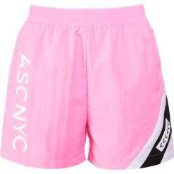 Szorty damskie: Agolde FLO SHORT Szorty pink