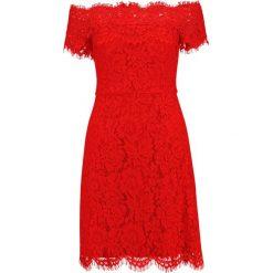 Sukienki hiszpanki: Whistles OFF SHOULDER DRESS Sukienka koszulowa red