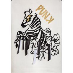 Patrizia Pepe Bluza milkwhite. Czarne bluzy chłopięce marki Patrizia Pepe, z bawełny. Za 379,00 zł.