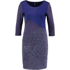 Sukienki dzianinowe: Smash JUPIA Sukienka dzianinowa dark blue