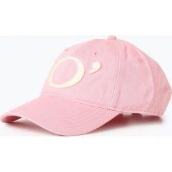 Marc O'Polo - Damska czapka z daszkiem, różowy. Czerwone czapki z daszkiem damskie Marc O'Polo, z bawełny. Za 99,95 zł.