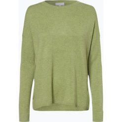 Marie Lund - Sweter damski z czystego kaszmiru, zielony. Zielone swetry klasyczne damskie Marie Lund, xxl, z dzianiny. Za 449,95 zł.