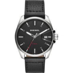 Diesel - Zegarek DZ1862. Czarne zegarki męskie Diesel, szklane. Za 699,90 zł.