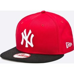 New Era - Czapka. Czerwone czapki męskie New Era. W wyprzedaży za 99,90 zł.
