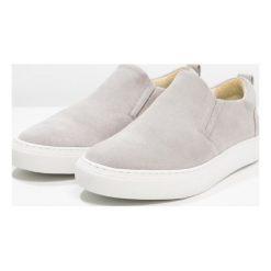 Tenisówki męskie: Shoe The Bear ADAM Półbuty wsuwane light grey