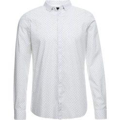 Armani Exchange Koszula white. Niebieskie koszule męskie marki Armani Exchange, m, w kropki. Za 379,00 zł.