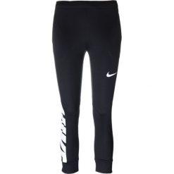 Nike Performance PANT Spodnie treningowe black/white. Czarne spodnie chłopięce marki Nike Performance, z bawełny. W wyprzedaży za 135,15 zł.