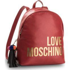 Plecaki damskie: Plecak LOVE MOSCHINO – JC4312PP05KQ0500 Rosso