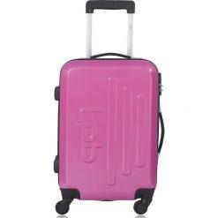 """Walizki: Walizka """"Adrienne"""" w kolorze różowym – 48 x 69 x 29,5 cm"""