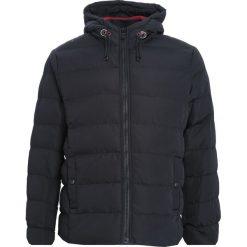 Czarna Kurtka Good Soul. Czarne kurtki męskie pikowane marki Born2be, l, z aplikacjami, z dresówki. Za 139,99 zł.