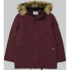 Parki męskie: ANCHORAGE PARKA AMARONE/BLACK