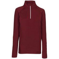 Bluzy rozpinane damskie: KILLTEC Bluza damska Sortala bordowy r.38