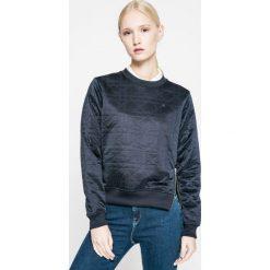 G-Star Raw - Bluza. Czarne bluzy męskie rozpinane marki TOMMY HILFIGER, l, z aplikacjami, z bawełny, bez kaptura. W wyprzedaży za 269,90 zł.