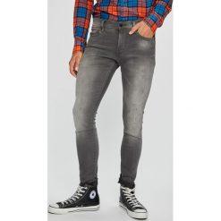 G-Star Raw - Jeansy Revend. Szare jeansy męskie skinny marki G-Star RAW. W wyprzedaży za 379,90 zł.