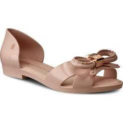 Rzymianki damskie: Sandały MELISSA – Seduction + Vitorino C 31851 Light Pink 01276