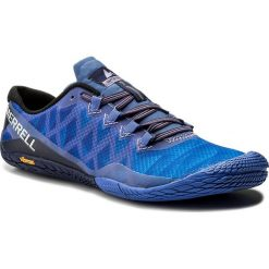 Buty do biegania damskie: Buty MERRELL - Vapor Glove 3 J12676 Baja Blue