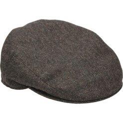 Czapka grafton brąz 0001. Brązowe czapki zimowe męskie Recman, na zimę, z poliamidu, eleganckie. Za 89,00 zł.