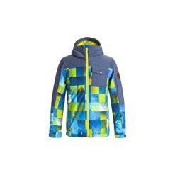 Kurtki krótkie Dziecko  Quiksilver  Mission Block - Chaqueta Para Nieve. Czarne kurtki chłopięce marki Nike. Za 632,65 zł.
