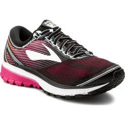 Buty do biegania damskie: Buty BROOKS - Ghost 10 120246 1B 067 Black/Pink