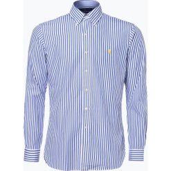 Koszule męskie na spinki: Polo Ralph Lauren - Koszula męska, niebieski
