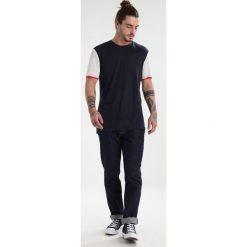 Koszulki polo: super.natural MOTION TEE Tshirt basic blue black/fresh white