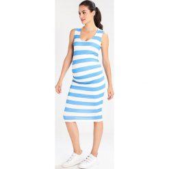 Sukienki hiszpanki: Madderson TALLY Sukienka etui blue sailor