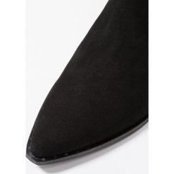 Vero Moda VMLENE Ankle boot black. Czarne botki damskie skórzane Vero Moda. Za 419,00 zł.
