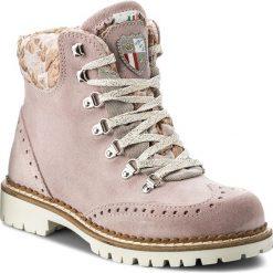 Buty zimowe damskie: Trapery NEW ITALIA SHOES – 1629405C/21 Pink