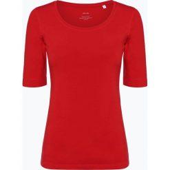 Opus - T-shirt damski – Sanika, czerwony. Czerwone t-shirty damskie Opus, z dżerseju. Za 79,95 zł.
