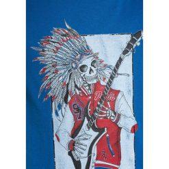 T-shirty chłopięce z nadrukiem: Zadig & Voltaire Tshirt z nadrukiem hellblau