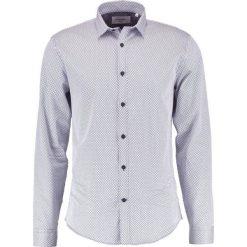 Koszule męskie na spinki: Lindbergh MIX DESIGN Koszula white