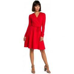 Sukienki: Bewear Sukienka Damska M Czerwony