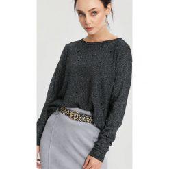 Czarny Sweter Fling the Rules. Czarne swetry klasyczne damskie other, m. Za 59,99 zł.