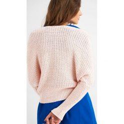 Swetry oversize damskie: Sweter nietoperz