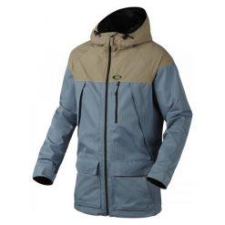 Oakley Kurtka Snowboardowa Silver Fox Bzs Jacket Blue Mirage S. Niebieskie kurtki narciarskie męskie marki Oakley, m. W wyprzedaży za 699,00 zł.
