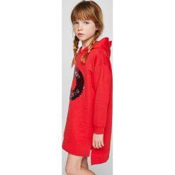 Sukienki dziewczęce: Mango Kids – Sukienka dziecięca Donut 110-164 cm