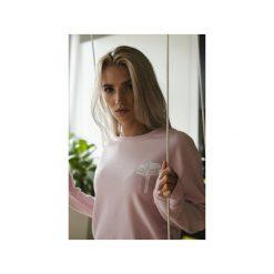 Bluza TGND Powder Pink. Czerwone bluzy rozpinane damskie Harp Team, m, z nadrukiem, z bawełny. Za 179,00 zł.