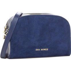 Torebka EVA MINGE - Theresa 2O 17NB1372179EF  807. Niebieskie listonoszki damskie Eva Minge. W wyprzedaży za 239,00 zł.