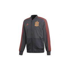 Bluzy dresowe adidas  Bluza wyjściowa reprezentacji Hiszpanii. Szare bejsbolówki męskie Adidas, l, z dresówki. Za 329,00 zł.