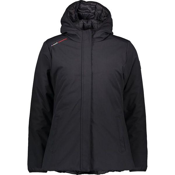 Dwustronna kurtka zimowa w kolorze czarnym