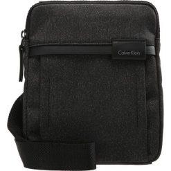 Torby na ramię męskie: Calvin Klein NEIL FLAT Torba na ramię black