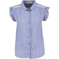 Koszule wiązane damskie: Rue de Femme AGNES Koszula dusty blue