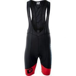 IQ Spodenki rowerowe Marut Black/fiery Red/palace Blue r. M. Szare odzież rowerowa męska marki IQ, l. Za 99,18 zł.